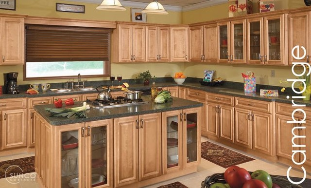 sunco traditional kitchen cabinetry new york by