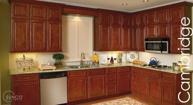 Sunco kitchen-cabinetry