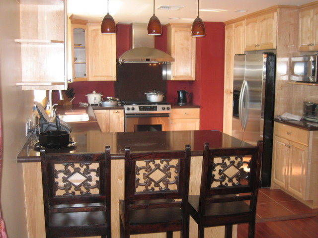 Sunland, CA eclectic-kitchen
