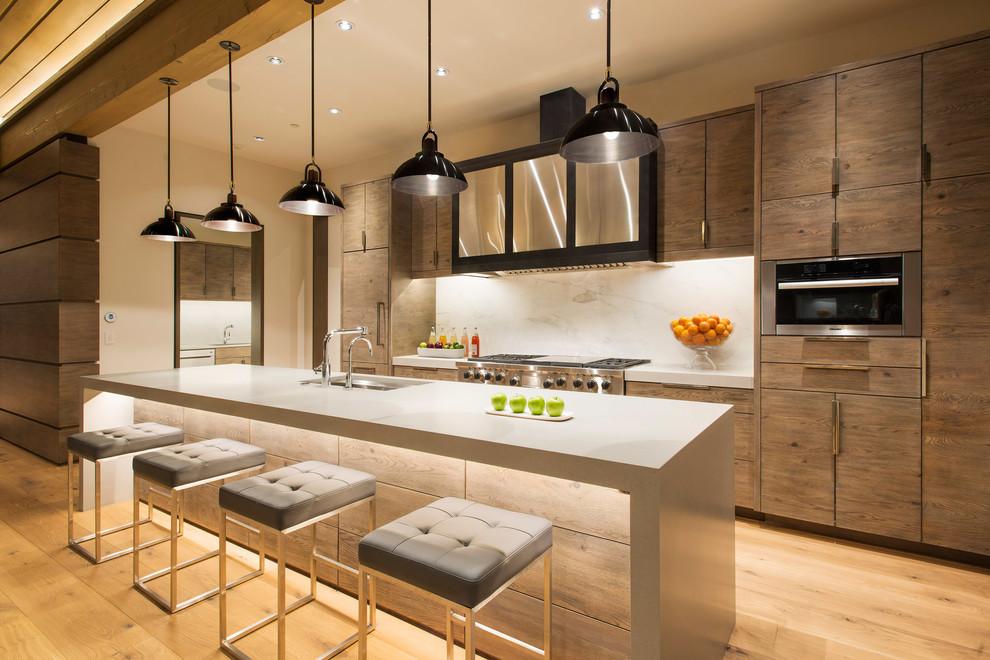 Sunnyside Ridge - Contemporary - Kitchen - Denver - by ...
