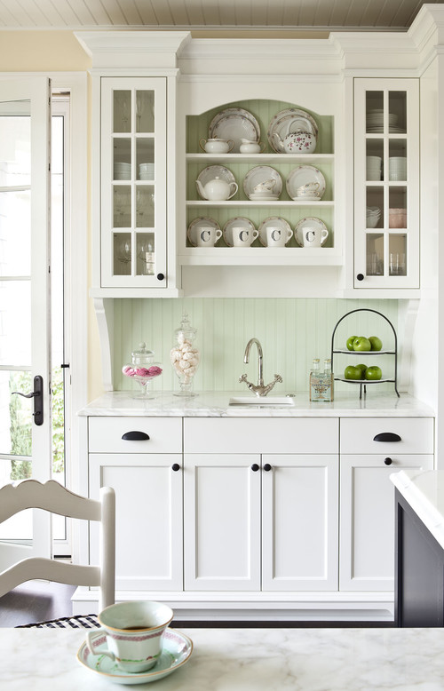 The philosophy of interior design 2014 kitchen remodeling for Kitchen cabinets houzz