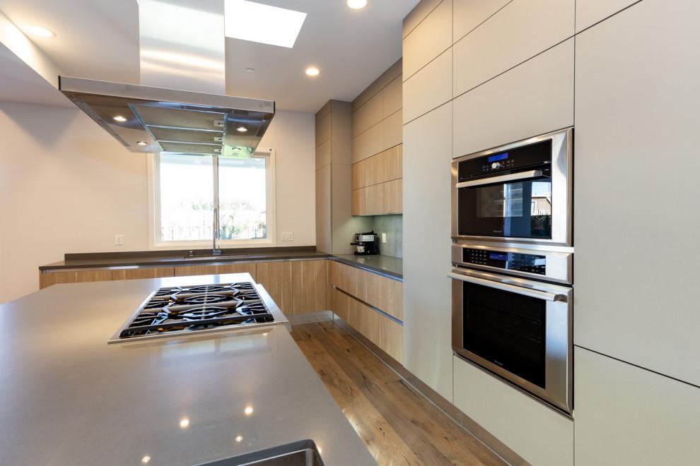 Sunnyvale Kitchen Update - Contemporary - Kitchen - San ...