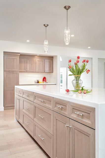 Sunnyvale Open Concept Kitchen Remodel Klassisch Modern Kuche San Francisco Von Baron Construction Remodeling Co