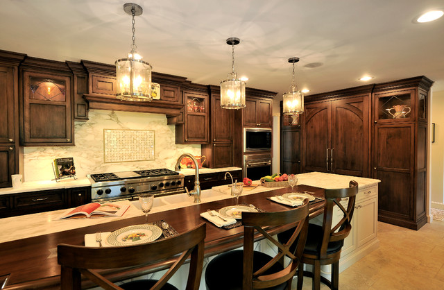 Sunrise Kitchens traditional-kitchen