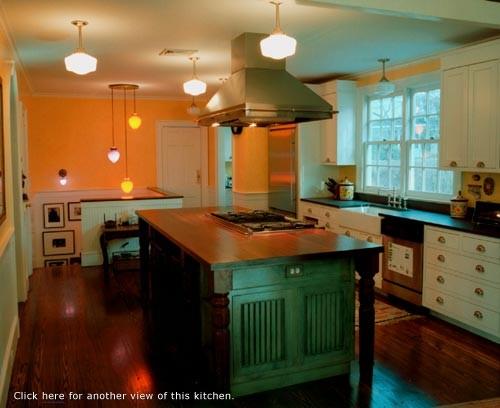 Sunrise Kitchens traditional-kitchen