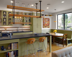 Sunset eclectic-kitchen
