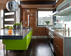 Sunset Magazine Idea House contemporary kitchen
