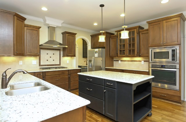 Sunset Oaks - Lot 805, Holly Springs, NC traditional-kitchen