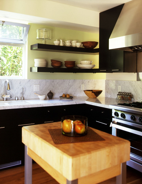 Sunset Park contemporary-kitchen