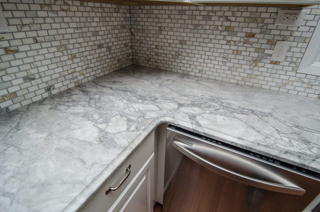 super white quartzite gold tile traditional kitchen countertop how much does cost