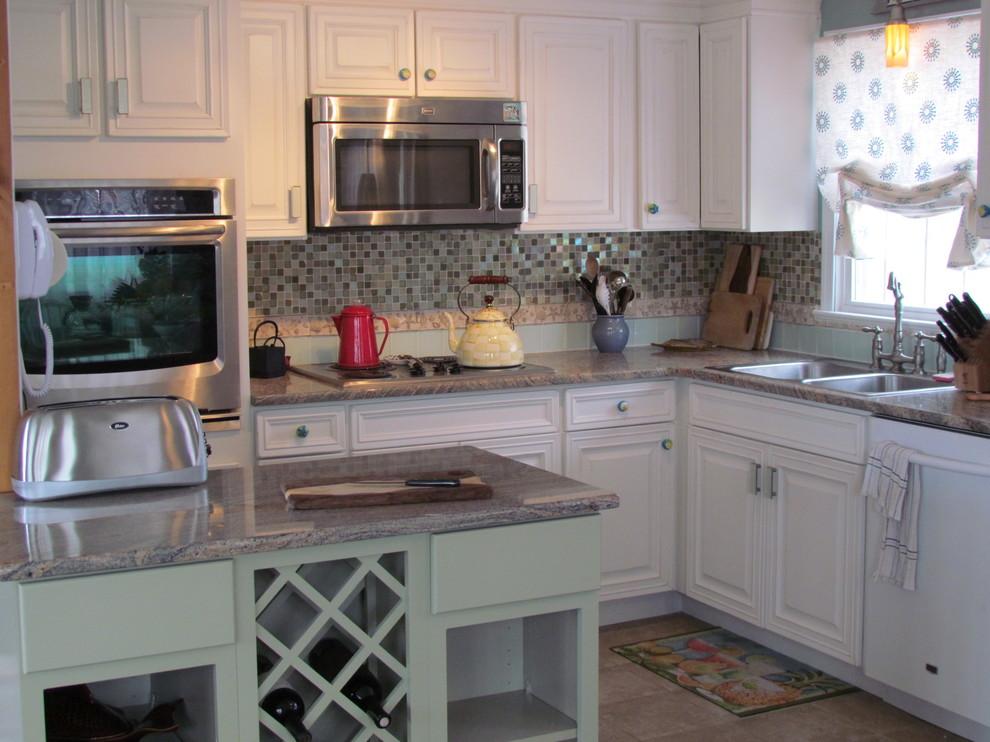 Surf City LBI Kitchen Update - Beach Style - Kitchen - New ...