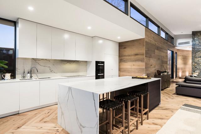 Surrey Hills modern-kitchen