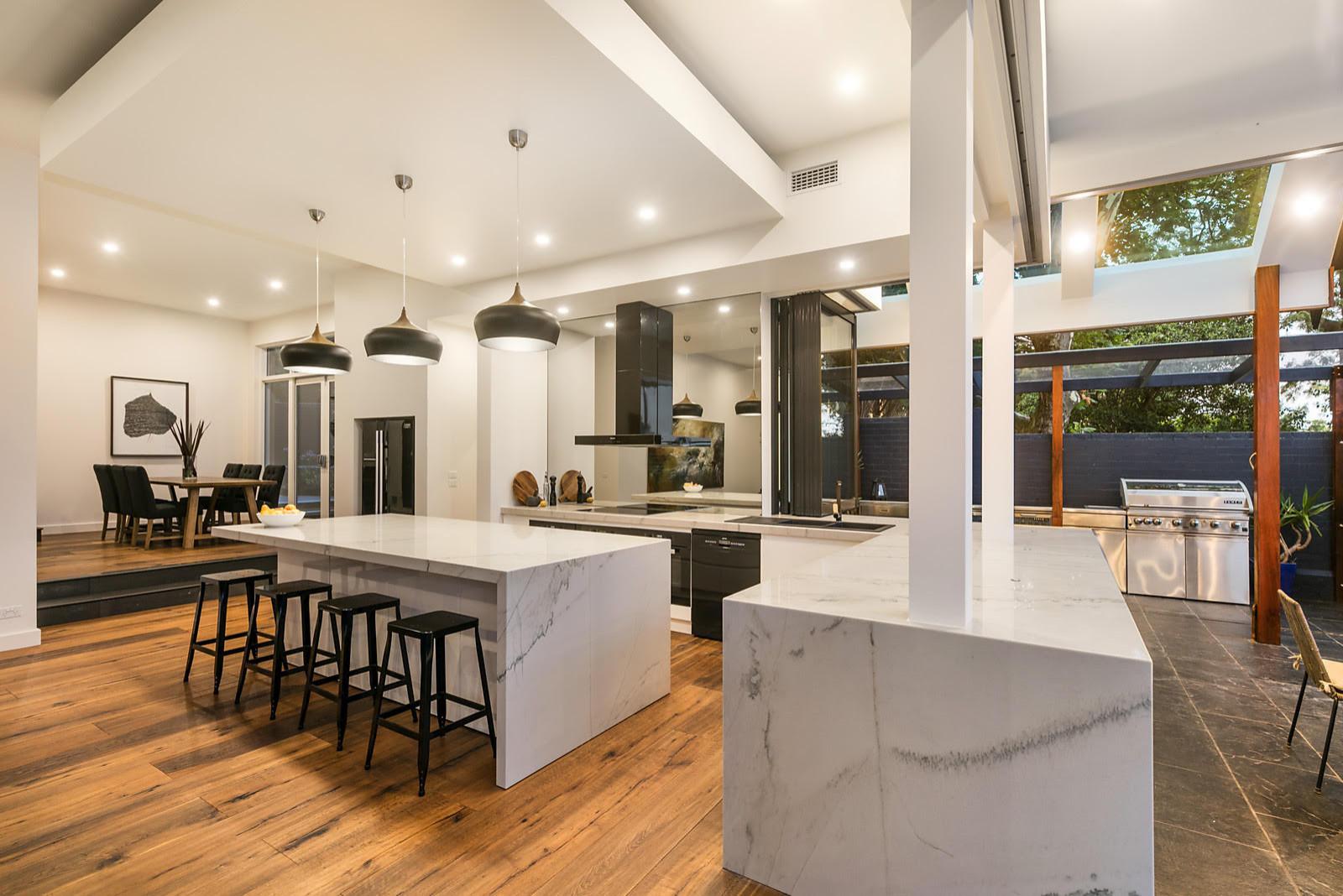 Surrey Hills Heritage Modern Renovation Interior Design & Decoration