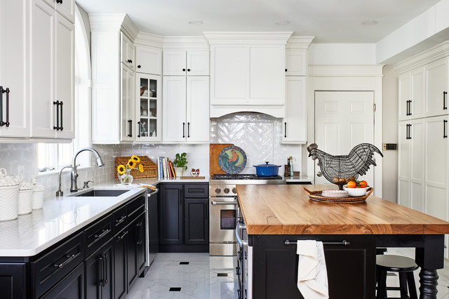 Incredible How To Remodel A Kitchen Houzz Download Free Architecture Designs Saprecsunscenecom