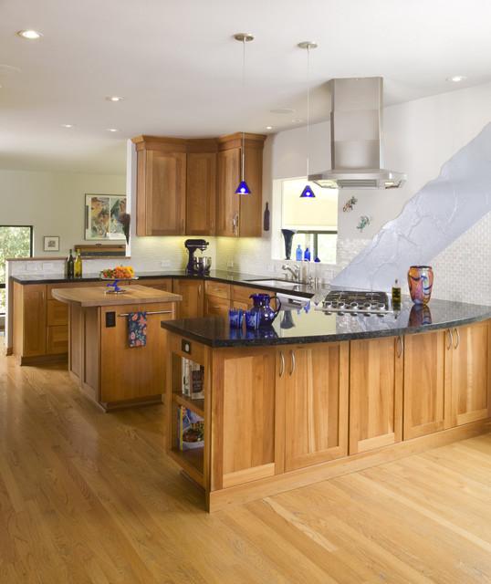 Susan M Davis eclectic-kitchen