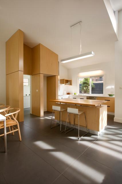 Sustainable Homes Modern Kitchen Sydney By Sanctum
