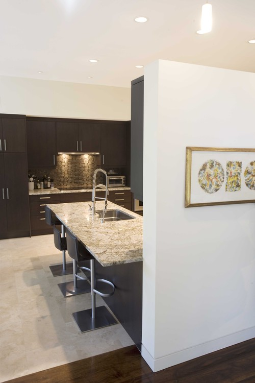 Houzz Countertop Materials : What is the countertop material? Has anyone seen/used Cambria Dovedale ...