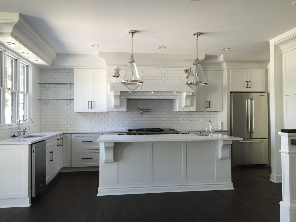 Sutherland - Contemporary - Kitchen - Huntington - by ...