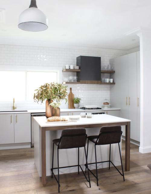 Sutherland Shire Kitchen Renovation Contemporary Kitchen Sydney By Kathryn Bloomer Interiors Houzz Au