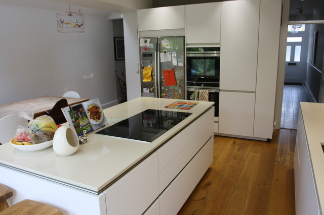 Sw154 Contemporary Kitchen London By John Roberts Design Ltd