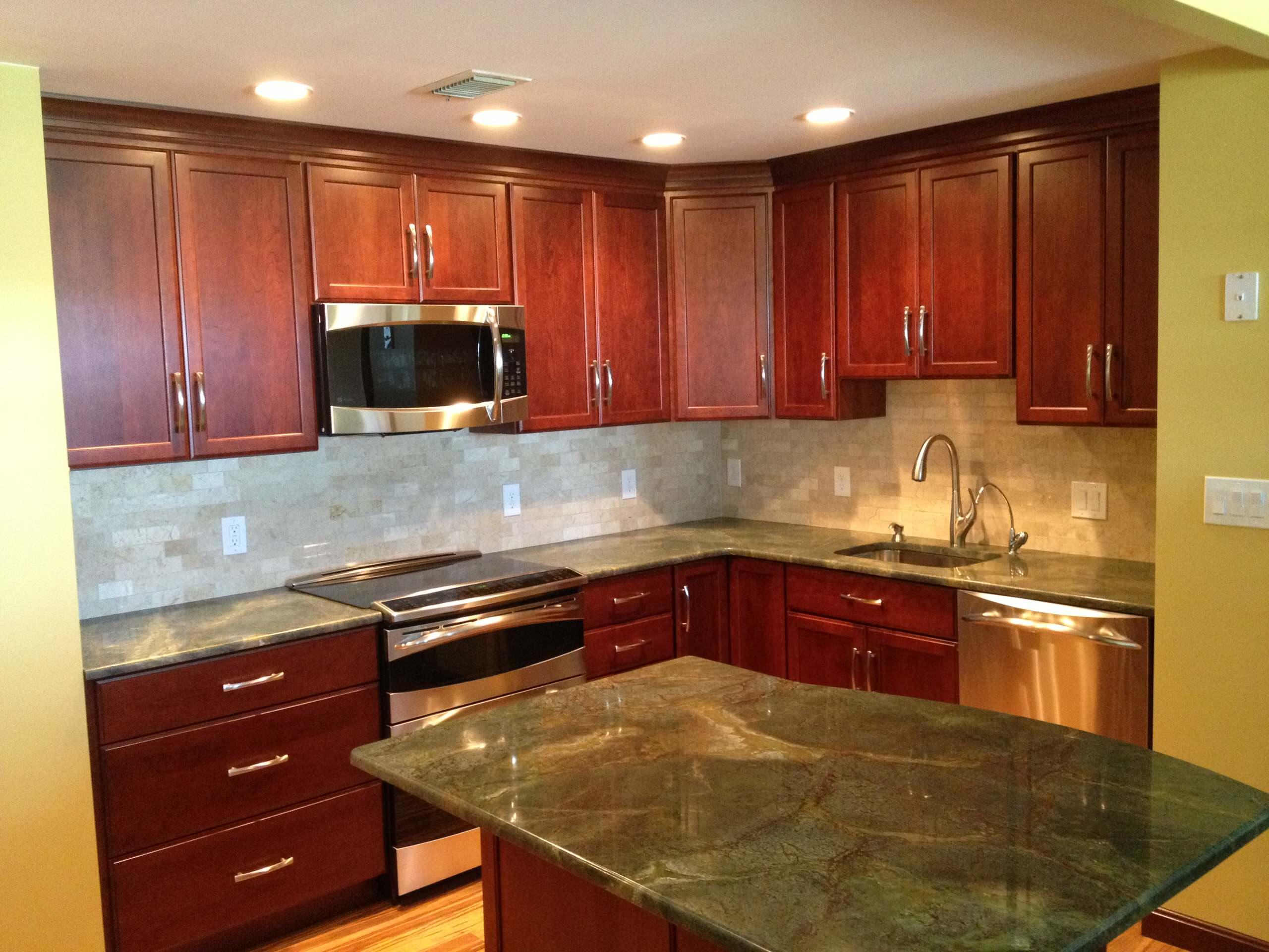 Swampscott kitchen remodel.
