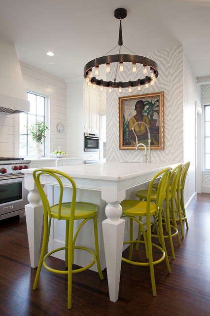 Swanson Transitional Kitchen Boston By Pennville