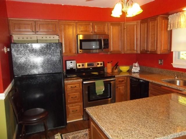 Swartz Kitchen Traditional Kitchen Baltimore By