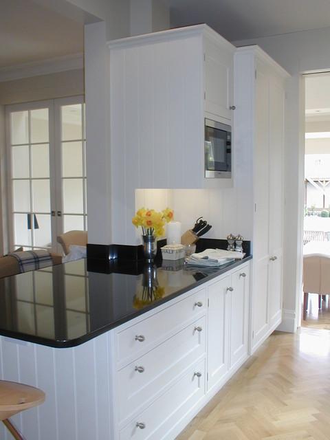 Swedish Style Kitchen swedish style kitchen - traditional - kitchen - london -