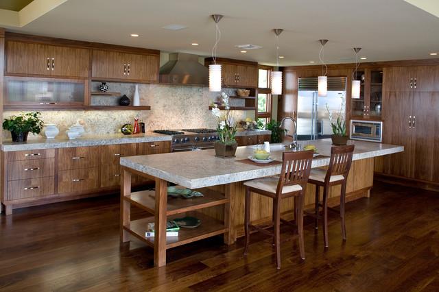 Sweeney Residence beach-style-kitchen