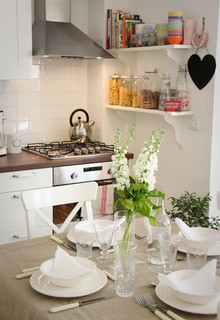 Sweet as a Candy eclectic kitchen