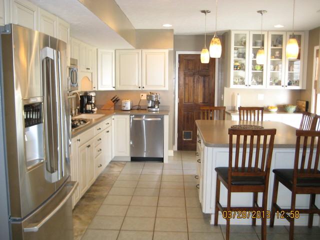 Sweetland Kitchen traditional-kitchen