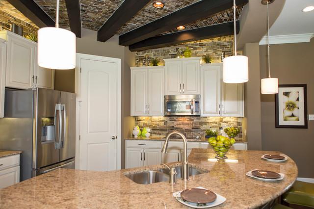 Sycamore traditional kitchen austin by danze for Danze e davis architects