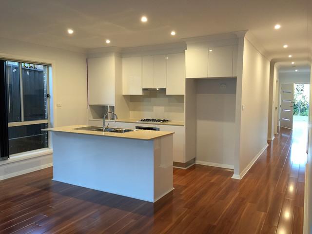 Sydney custom designed kitchen contemporary kitchen for Custom made kitchens sydney