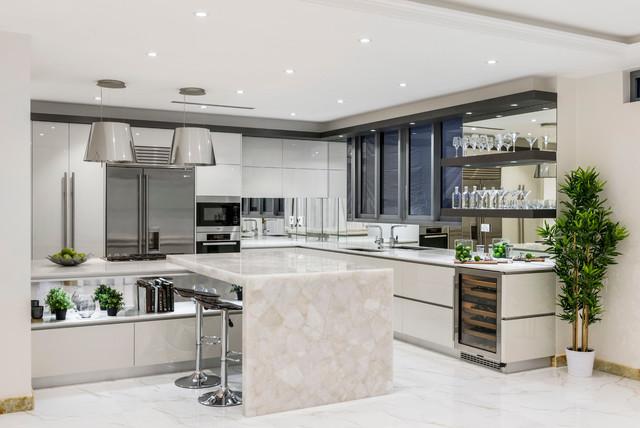 Sydney - Kitchen - Modern - Küche - Brisbane - von Kim Duffin for ...