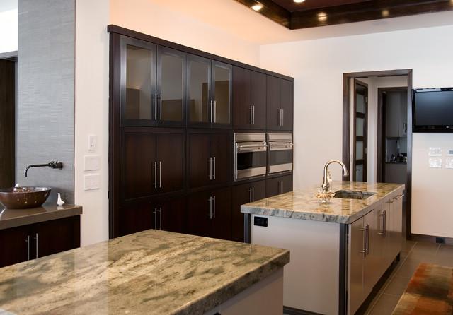 Sylvan Lake Michigan Contemporary Kitchen Modern