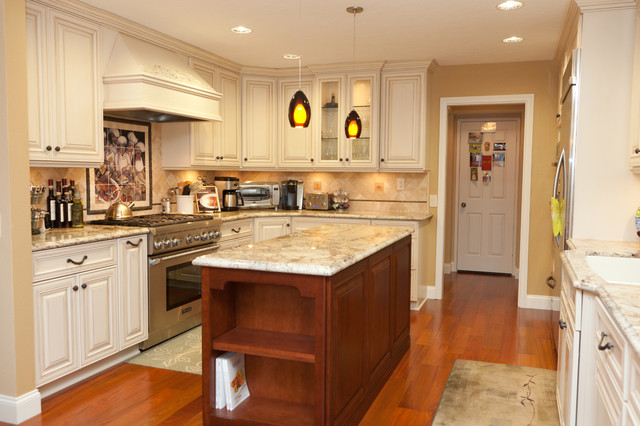Traditional kitchen orange county by kitchen cabinets and beyond