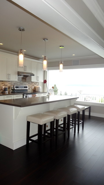 Tacoma Home Project contemporary-kitchen