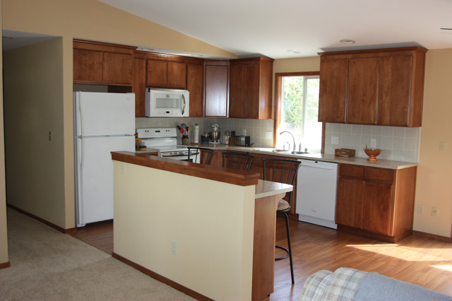Tacoma Kitchen Remodel No 2 After Kitchen Seattle By Sweatman Young Inc