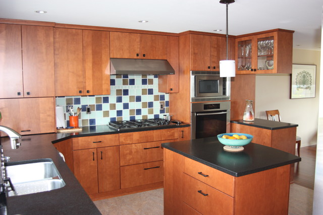 Tacoma Kitchen Remodel Kitchen Seattle By Sweatman Young Inc