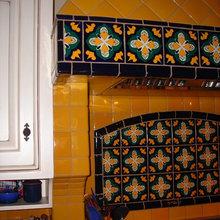Talavera Kitchen Tile