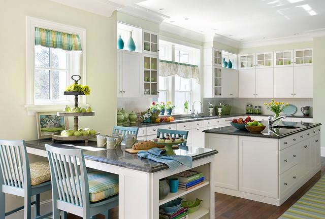 Talcott Pines farmhouse-kitchen