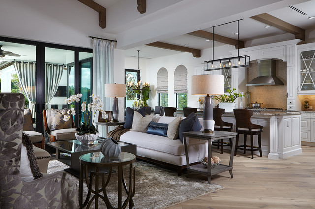 Talis Park Model Home Beach Style Kitchen Tampa By