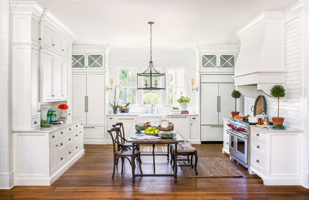 Tallahassee Classic - Traditional - Kitchen - Atlanta - by ...