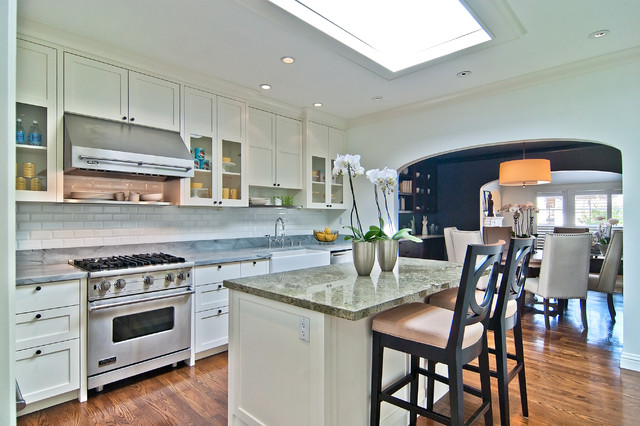 Tamara Mack Design - Staging Projects traditional-kitchen