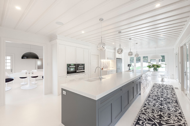 Tamhere Kitchen Transitional Kitchen Hamilton By Mal Corboy Design