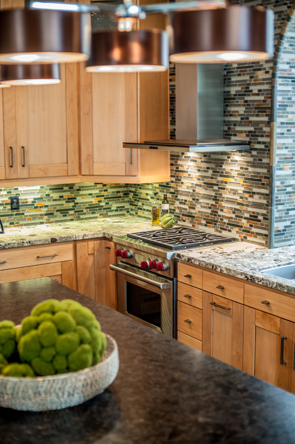 Tami Teel Designs, INC. contemporary kitchen