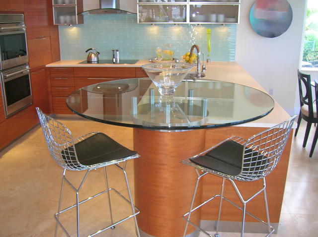 tampa bay residence contemporary kitchen tampa by