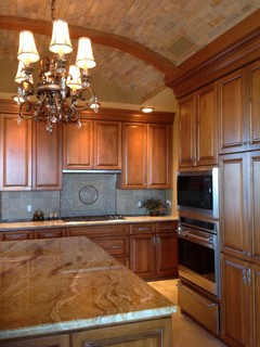 Tampa Penthouse Traditional Kitchen Other Metro By