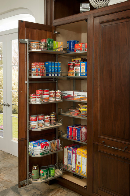 Tandem Chef's Pantry - Traditional - Kitchen - other metro ...