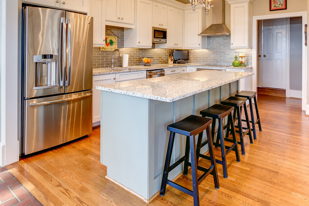Tanglebrook - Kitchen - Birmingham - by Grigsby Construction